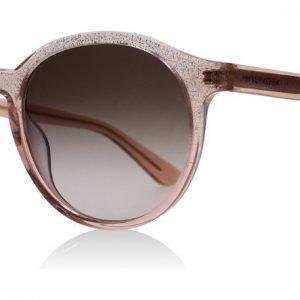 Tommy Hilfiger 1389/S QR0K8 Glitteri pinkki-ruskea Aurinkolasit