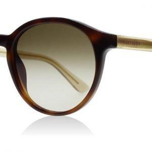 Tommy Hilfiger 1389/S QTFCC Havanna-beige Aurinkolasit