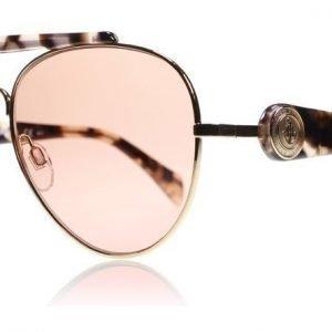 Tommy Hilfiger GIGI P80 Kulta-pinkki havanna Aurinkolasit
