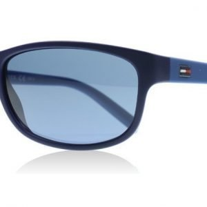 Tommy Hilfiger Junior 1222S 1222 CYZ Matta sininen Aurinkolasit