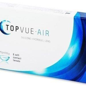 TopVue Air 6 kpl Kuukausilinssit