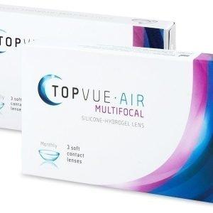 TopVue Air Multifocal 3 kpl Moniteholinssit