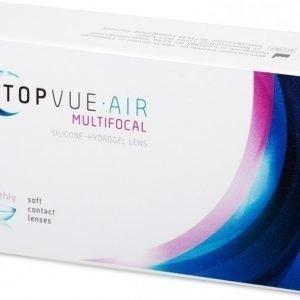 TopVue Air Multifocal 6 kpl Moniteholinssit