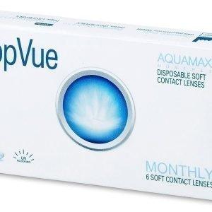 TopVue Monthly 6kpl Kuukausilinssit