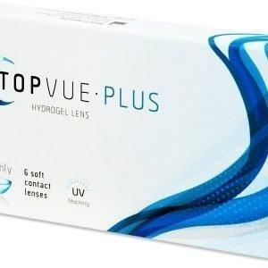 TopVue Monthly PLUS 6 kpl Kuukausilinssit