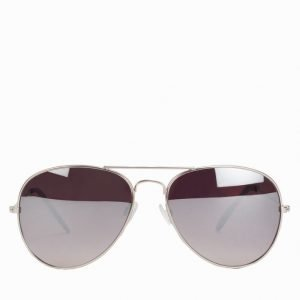 Topman Aviator Sunglasses Aurinkolasit Metallic