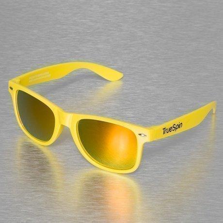 TrueSpin Aurinkolasit Keltainen