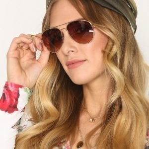 Vero Moda Vmlove Sunglasses Noos Aurinkolasit Ruskea