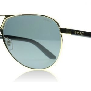 Versace 2142 100281 Kulta Aurinkolasit