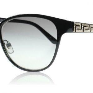 Versace 2147B 100911 Musta Aurinkolasit