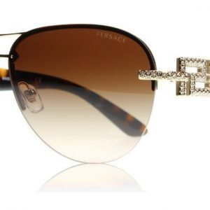 Versace 2159B 125213 Kulta Kilpikonna Aurinkolasit