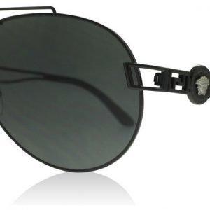 Versace 2160 100987 Musta Aurinkolasit