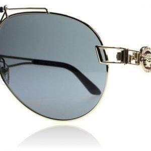 Versace 2160 125287 Kulta Aurinkolasit