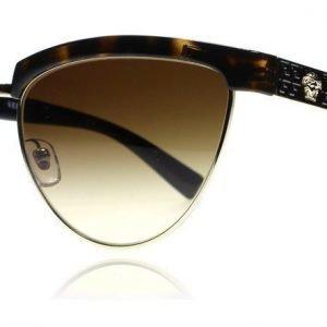 Versace 2169 125213 Kilpikonna-kulta Aurinkolasit