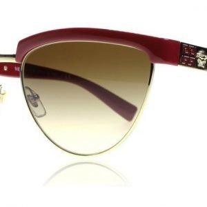 Versace 2169 138713 Punainen-kulta Aurinkolasit