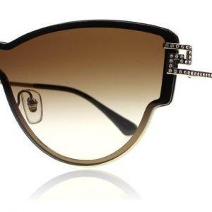 Versace 2172B 1252-13 Kulta-ruskea Aurinkolasit