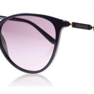 Versace 4260 50648H Violetti Aurinkolasit