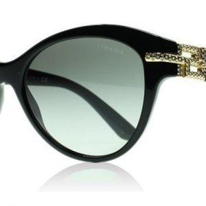 Versace 4283B GB1/11 Musta Aurinkolasit
