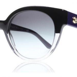Versace 4294 51508G Liukuvärjätty musta Aurinkolasit