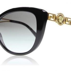 Versace 4295 GB1/11 Musta Aurinkolasit