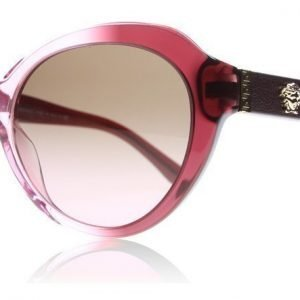 Versace 4306Q 515114 Viininpunainen-kristalli Aurinkolasit
