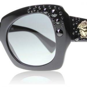 Versace 4308 GB1/11 Musta Aurinkolasit