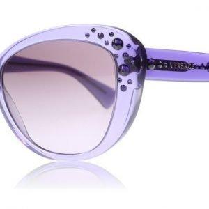 Versace 4309B 51608H Violetti kristalli Aurinkolasit