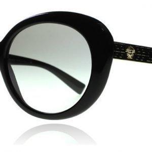 Versace 4318 GB1-11 Musta-kulta Aurinkolasit