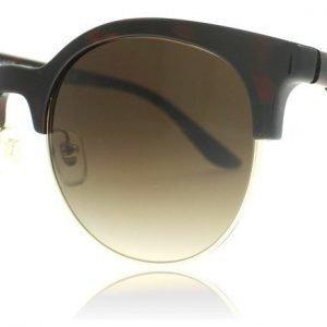 Versace 4326B 521213 Havanna-vaalea kulta Aurinkolasit