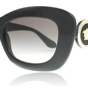 Versace 4328 GB1/11 Musta Aurinkolasit
