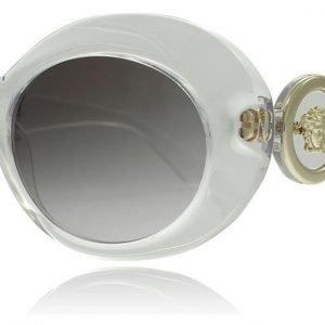 Versace 4329 148/11 Läpikuultava kristalli Aurinkolasit