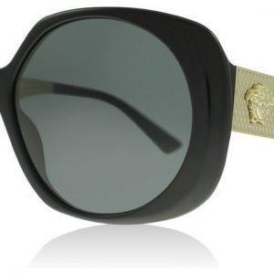 Versace 4331 GB1/87 Musta Aurinkolasit