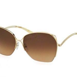 Victoria Beckham VB S96 C02 Fine Wave Gold Brow Aurinkolasit