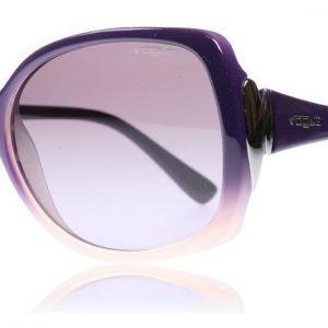 Vogue 2695S 23478H Violetti Aurinkolasit