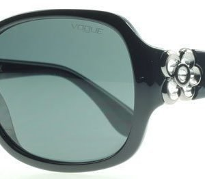Vogue 2778SB W44/87 Musta Aurinkolasit