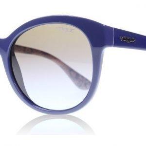 Vogue 2795s 2795S 232548 Sininen Aurinkolasit