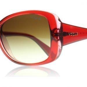 Vogue 2843S 2843 226913 Punainen Aurinkolasit