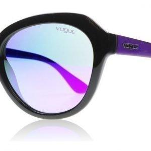 Vogue 2845S 2845 W44/4V Musta Aurinkolasit