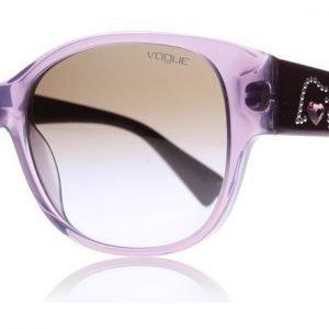 Vogue 2869SB 219568 Kristalli violetti Aurinkolasit