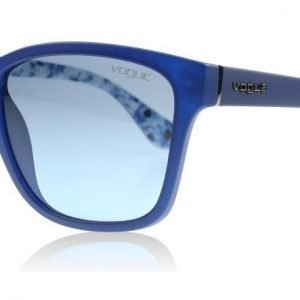 Vogue 2896S 2896 22258F Sininen Aurinkolasit