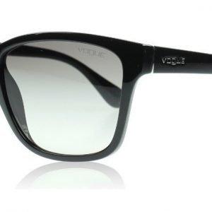 Vogue 2896S W44/11 Musta Aurinkolasit