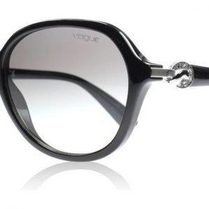 Vogue 2916SB W44/11 Musta Aurinkolasit