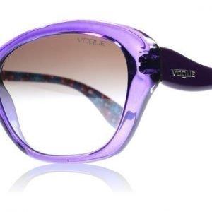 Vogue 2918S 225894 Violetti Aurinkolasit