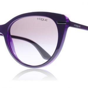 Vogue 2941S 22778H Violetti Aurinkolasit