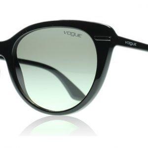 Vogue 2941S W44/11 Musta Aurinkolasit