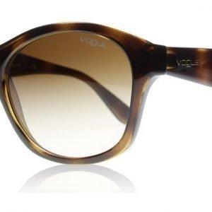 Vogue 2991S W65613 Ruskea Aurinkolasit