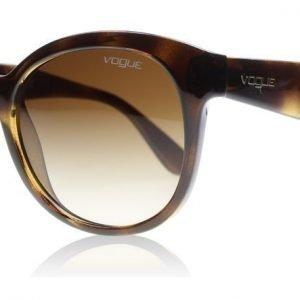 Vogue 2992S W65613 Ruskea Aurinkolasit