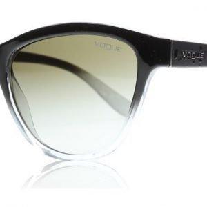 Vogue 2993S 18808E Musta-kirkas Aurinkolasit