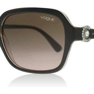 Vogue 2994SB 248514 Tumma violetti Aurinkolasit