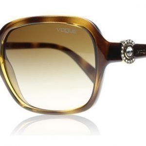 Vogue 2994SB W65613 Ruskea Aurinkolasit